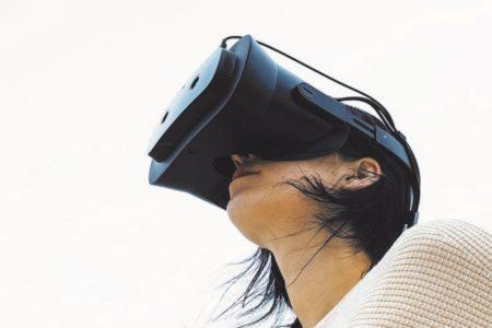 Reale Brillen für virtuelle Welten