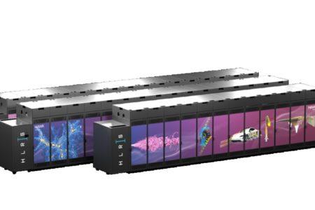 Supercomputer Hawk lernt künstliche Intelligenz