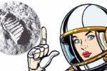 Gute Chancen für Frauen in der Raumfahrt