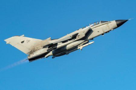 Wie der Panavia Tornado Europas Flugzeugbau voranbrachte