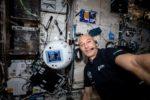 Cimon-2 assistiert Astronauten auf der ISS