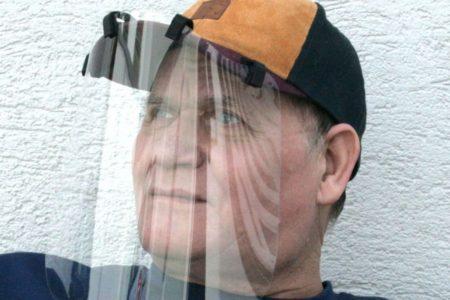 Gesichtsschutz günstig gedruckt