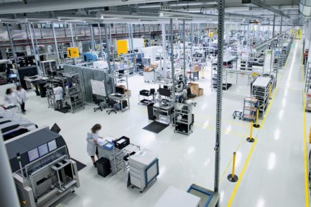 Corona: Auftragseinbruch bei Elektroindustrie