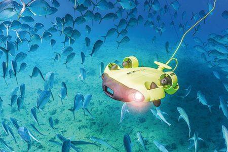 Unterwasserdrohnen erobern Seen und Ozeane