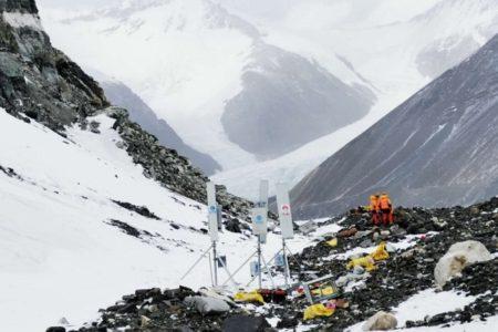 Chinesen erobern den Mount Everest mit 5G