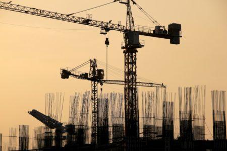 Krise trifft Bauindustrie verzögert