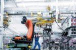 Corona: Roboter sorgen für die nötige Distanz