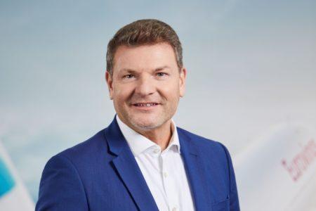 """Eurowings-Chef Bischof: """"Wir werden nicht am Kunden sparen"""""""