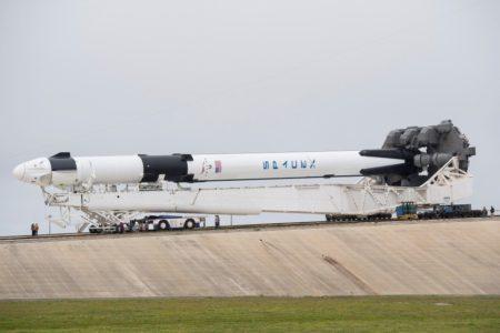 Raumfahrt: Bahn frei für den Drachen