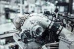 Elektrifizierter Turbolader liefert vollen Schub