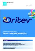 Dritev – Drivetrain for Vehicles 2020