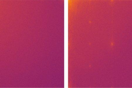 Frequenzanalyse enttarnt Fake-Bilder