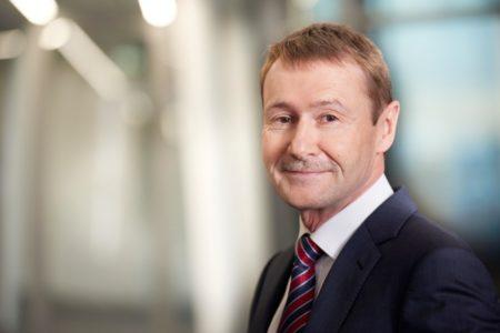 Automatisierung und Digitalisierung gehören für Siemens-Vorstand Helmrich zusammen