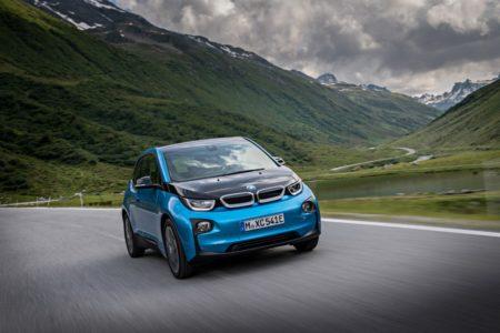BMW treibt grüne E-Mobilität voran
