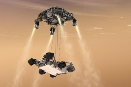 Marssommer 2020: Spurensuche auf dem roten Planeten