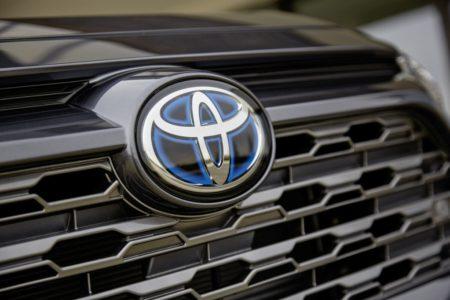 Toyota ist spitze