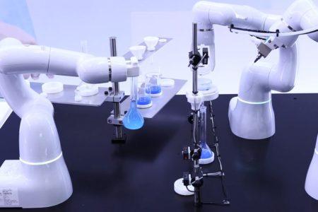 Roboter auf Stellensuche