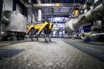 """Roboter """"schnüffelt"""" in Industrieanlagen nach Gefahren"""