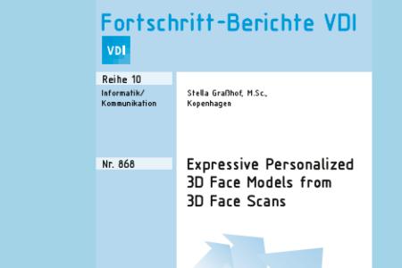 Erfahren Sie hier, wie aus 3D-Scans von echten Gesichtern 3D-Gesichtsmodelle erzeugt werden.