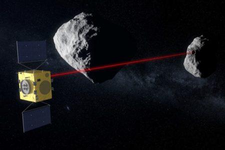 Esa erforscht Asteroidenabwehr