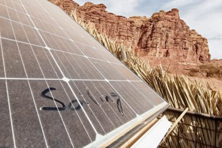 Wenn Solarmodulen das Licht ausgeht