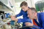 Maschinenbaubranche begrüßt duales Studium
