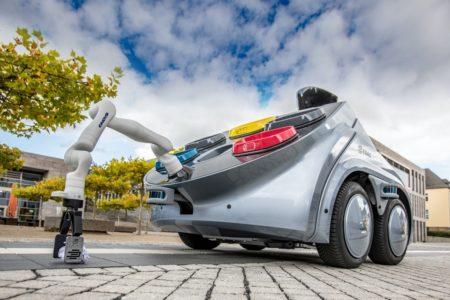 Vorreiter für das autonome Fahren im Straßenverkehr