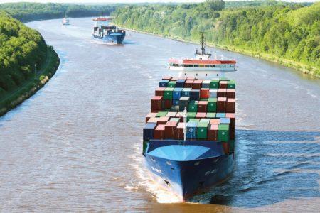 Klimaneutralität auf See ist das Ziel
