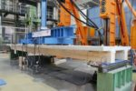 Neue Klebetechnik für Baubranche verbindet effizient Holz und Beton