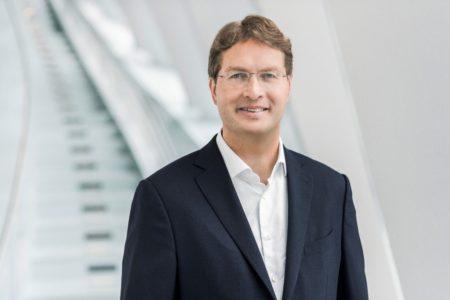 "Daimler-Chef Källenius: ""Industrielle Prioritäten setzen"""