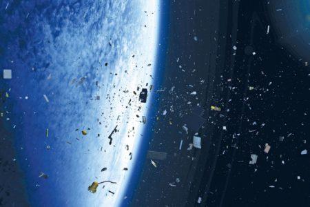Das Müllproblem im Weltall