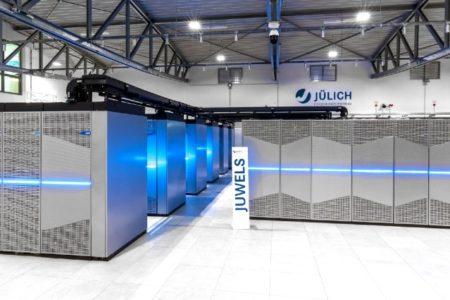 Supercomputer made in Jülich