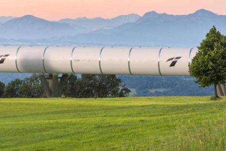 Tata und Posco forschen an Hyperloop-Stählen