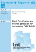 Plant Classification and Position Estimation for Autonomous Field Robots