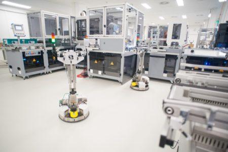 Neue Initiativen wollen den Robotikeinsatz in Deutschland für kleine Firmen attraktiver machen