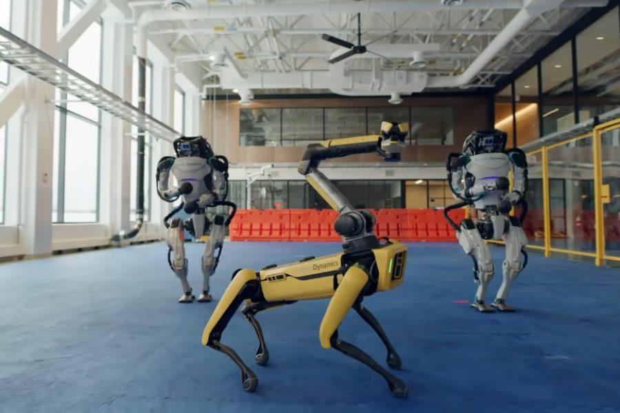 Warum Boston Dynamics nun Roboter tanzen lässt