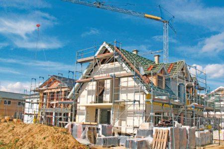 Bauwirtschaft verzeichnet weiter Zuwachs