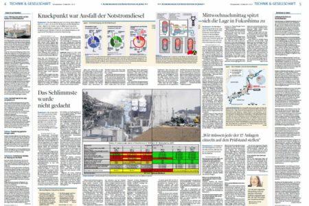Fukushima – Tagebuch der Katastrophe im Kernkraftwerk