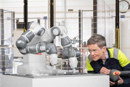 Die fünf wichtigsten Trends 2021 bei Industrierobotern
