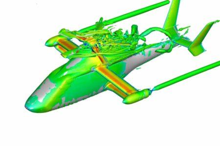 Rotorkopfverkleidung lässt Helikopter schneller fliegen
