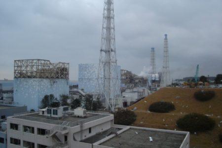 Tsunami überrollt japanisches Kernkraftwerk