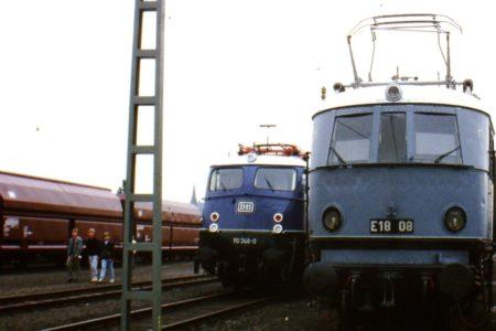 1981: Die Bahn in der Bredouille