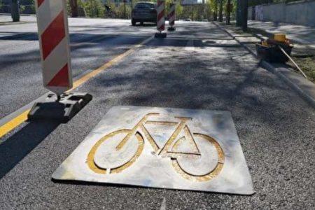 Noch mehr Geld für Radwege