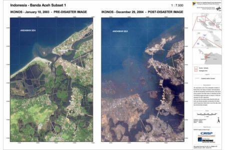 2004: Tsunami-Katastrophe in Indonesien und Thailand