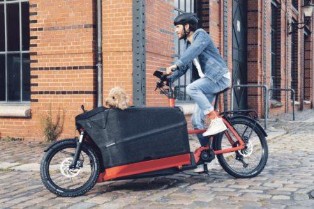 Fahrräder rollen auf der Erfolgsspur