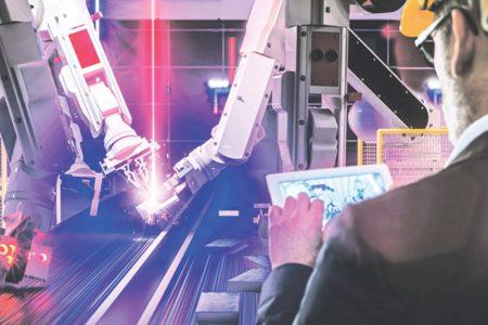 Zehn Jahre Industrie 4.0: Es hat Klick gemacht