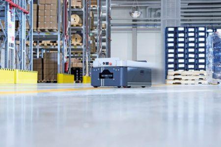 Logistikanwendungen zeigen, wohin die Entwicklung in der Sensorik geht