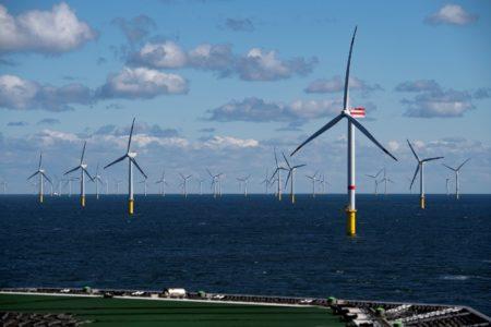 Vertikale Windgeneratoren liefern mehr Strom