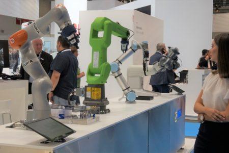 Wachstumsmarkt Cobots: Industrienationen investieren in Roboterforschung