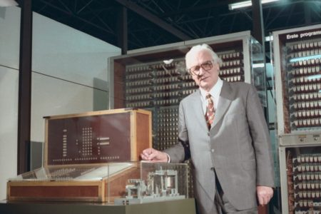 12. Mai 1941: Als Konrad Zuse mit der Z3 den Computer erfand